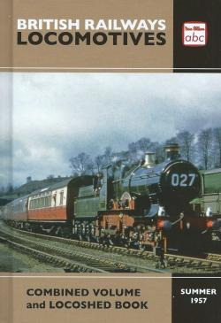 ABC British Railways Locomotives 1957