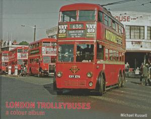 London Trolleybuses a colour album