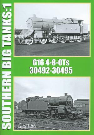 Southern Big Tanks:1 G16 4-8-0Ts 30492-30495