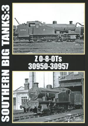 Southern Big Tanks:3 Z0-8-0Ts 30950-30957