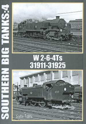Southern Big Tanks:4 W2-6-4Ts 31911-91925