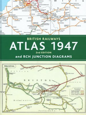British Railways Atlas 1947 and RCH Junction Diagram