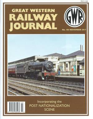 Great Western Railway Journal 103