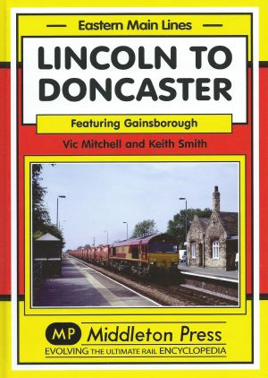 Lincoln to Doncaster featuring Gainsborough