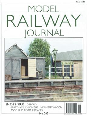 Model Railway Journal No. 262