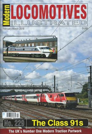 Modern Locomotives Illustrated 229