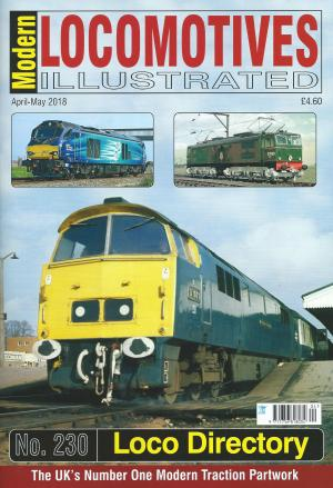 Modern Locomotives Illustrated 230