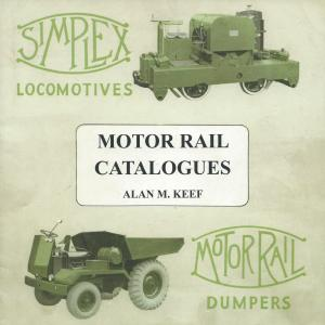 Motor Rail Catalogues Simplex Locomotives, Motor Rail Dumpers