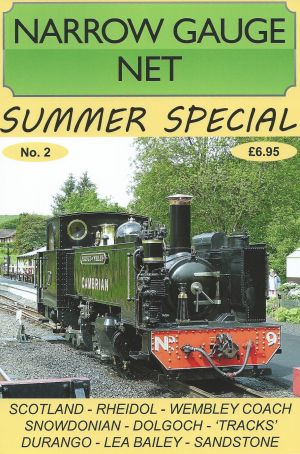 Narrow Gauge NET Summer Special No. 2