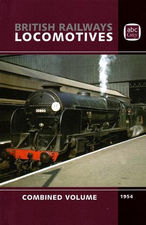 ABC British Railways Locomotives Combined Volume 1954