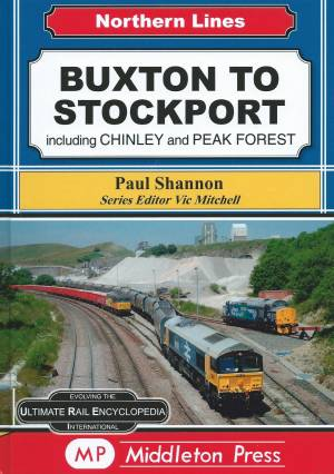 Buxton To Stockport including Chinley and Peak forest