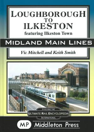 Loughborough to Ilkeston featuring Ilkeston Town