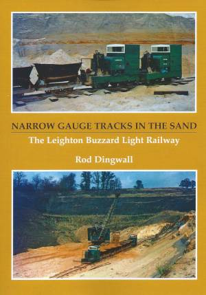 Narrow Gauge Track In The Sand - minor amendments