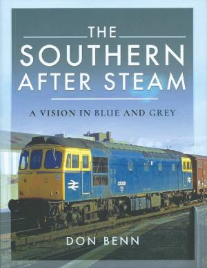 The Southern After Steam A Vision In Blue And Grey