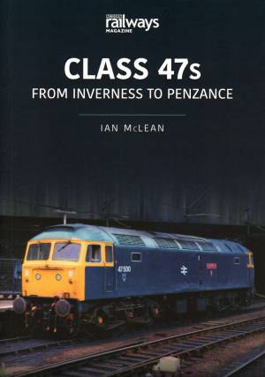 Class 47sw From Inverness To Penzance