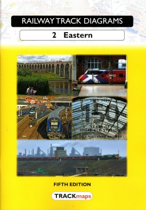 Railway Track Diagrams 2 Eastern Fifth Edition