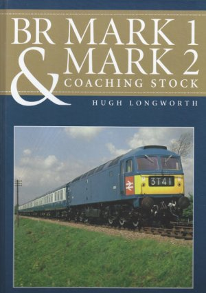 BR Mark 1 & Mark 2 Coaching Stock